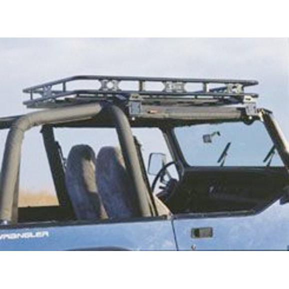 mounting for jeep wrangler sport bar