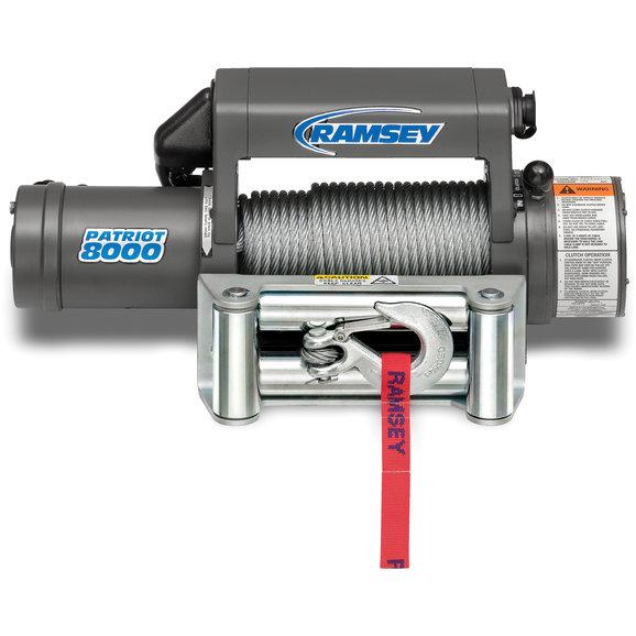 Ramsey 2500 Winch Wiring Diagram