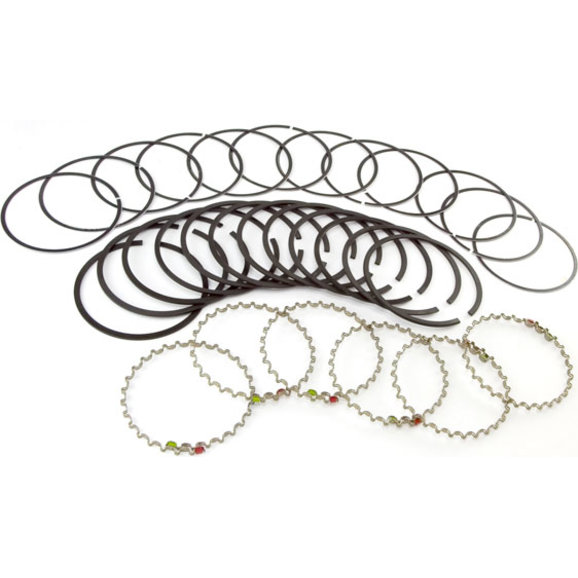 OMIX-ADA 17430.08 Piston Ring Set (.010) for 84-93 Jeep