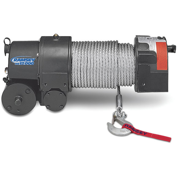 Ramsey 12000 Winch Wiring Diagram