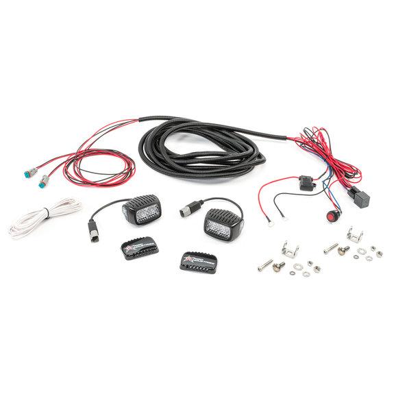 Rigid Industries 98000 SR-M Hybrid LED Back Up Light Kit