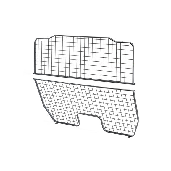 Travall TDG1367 Pet Barrier for 07-10 Jeep Wrangler JK 2