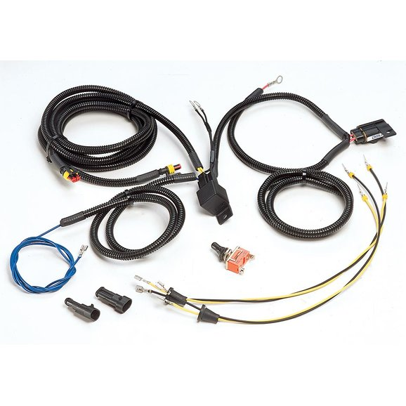 Delta Tech 05-2000-40 Auxiliary Light Wiring Harness