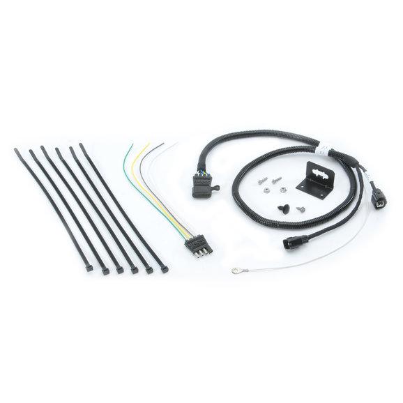 flat towing wiring kit