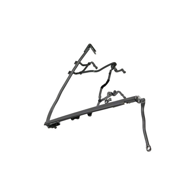 Mopar Soft Top Folding Rail for 18-20 Jeep Wrangler JL 2