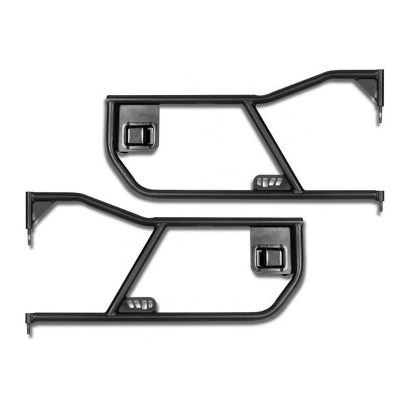 Warrior Products 90773 Front Adventure Tube Doors for 07