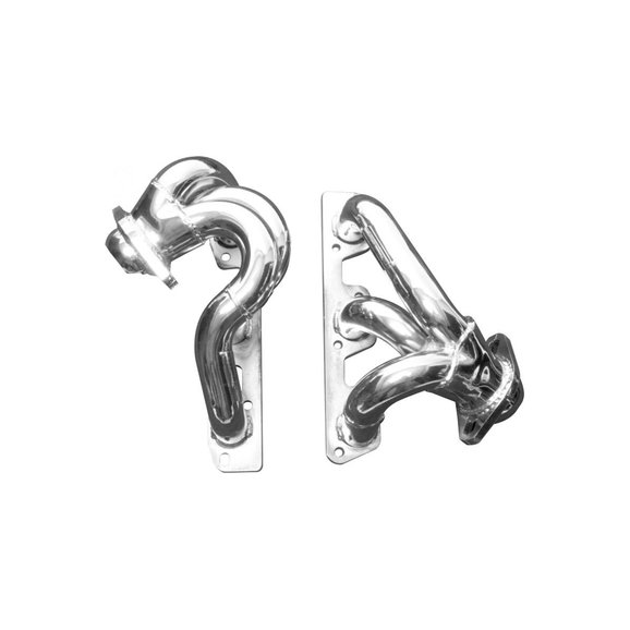 Gibson GP403S-C Ceramic Coated Headers for 07-11 Jeep
