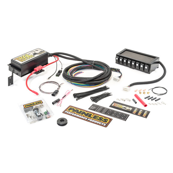 Painless Wiring Jeep Yj