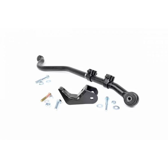 Rough Country Front Forged Adjustable Track Bar for 97-06