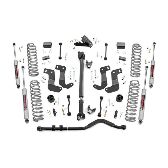 Rough Country 3.5in Suspension Lift Kit Stage 2 with