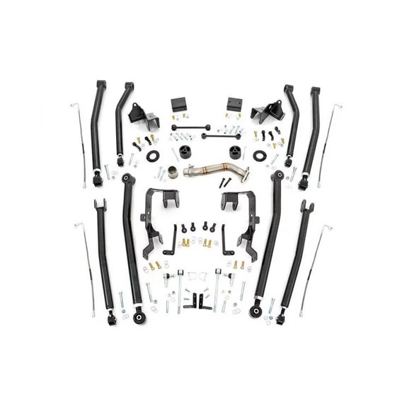 Rough Country 78600U 4in Long Arm Upgrade Kit for 07-18