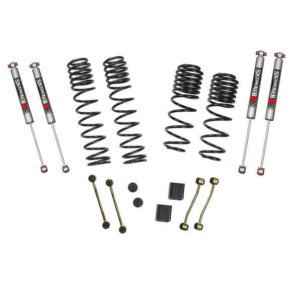 Skyjacker 2-2.5in Dual Rate Coil Suspension System with