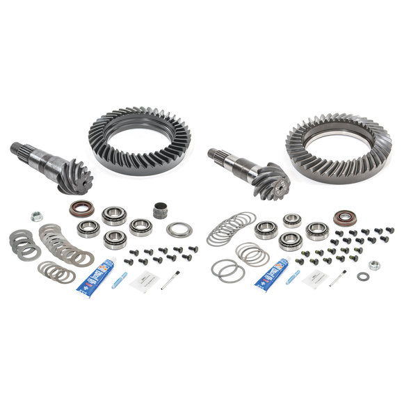 G2 Axle & Gear Front and Rear Ring and Pinion with Master
