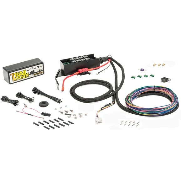 Jeep Cherokee Zj Wiring Diagram Electrical System Cable Harness And