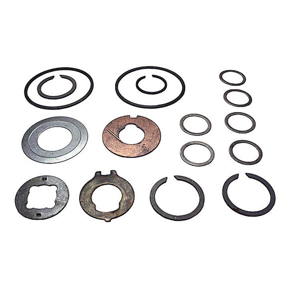Crown Automotive T98 Small Parts Kit for 55-75 Jeep CJ