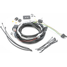 Mopar 82209769AB 7-Way Round Hitch Wiring Harness for 05