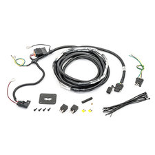CURT 56406 Hitch Wiring Kit for 2019 Jeep Cherokee KL