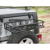 Jeep Spare Tire Cargo Racks | Quadratec