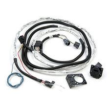 Quadratec 92015 8001 Plug-n-Play Tow Hitch Wiring Harness