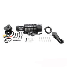 Smittybilt 98495 XRC-9.5 Gen 2 Winch for Synthetic Line