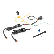 Quadratec 2 Circuit Auxiliary Light Harness for Small Pair