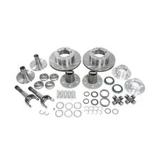 OMIX-ADA 16705.07 Front Axle Hub Assembly for 90-99 Jeep