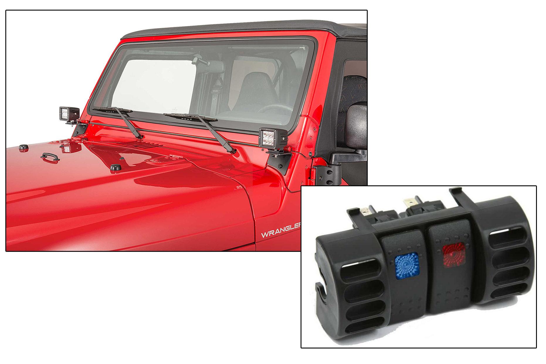 2013 Jeep Wrangler Brake Light Switch Wiring Harness Wiring