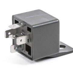 12vdc 30 40a Relay Wiring Diagram Socket Uk Quadratec Eref00031 Spst