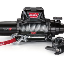 Warn Ce M8000 Wiring Diagram 1992 Harley Sportster 96800 Vr8 Series 8 000lb Gen Ii Winch Quadratec