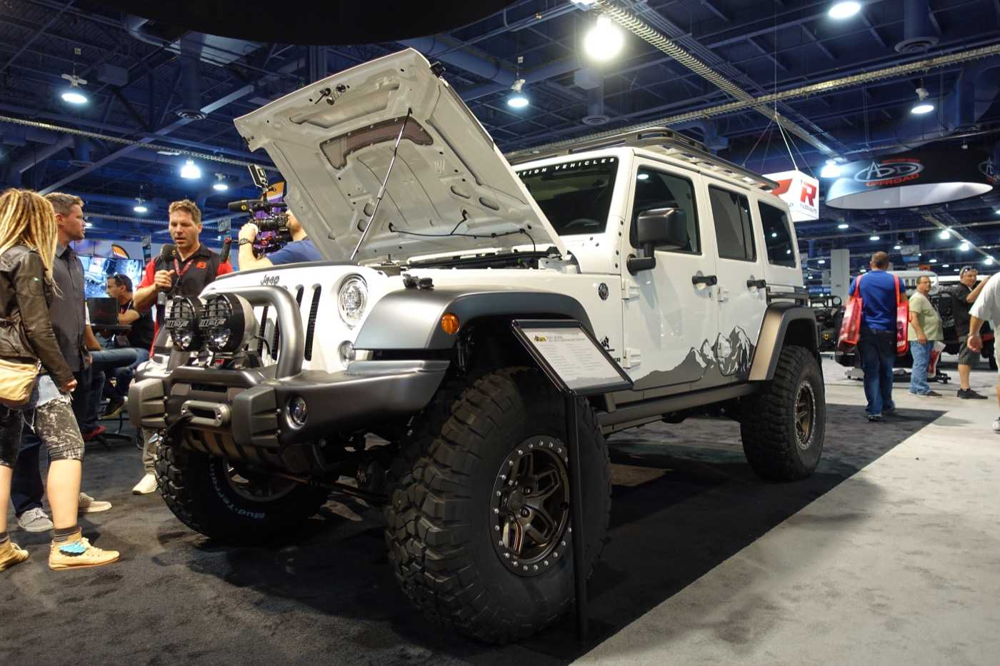 2017 JK350 AEV 20th Anniversary Edition Jeep Wrangler