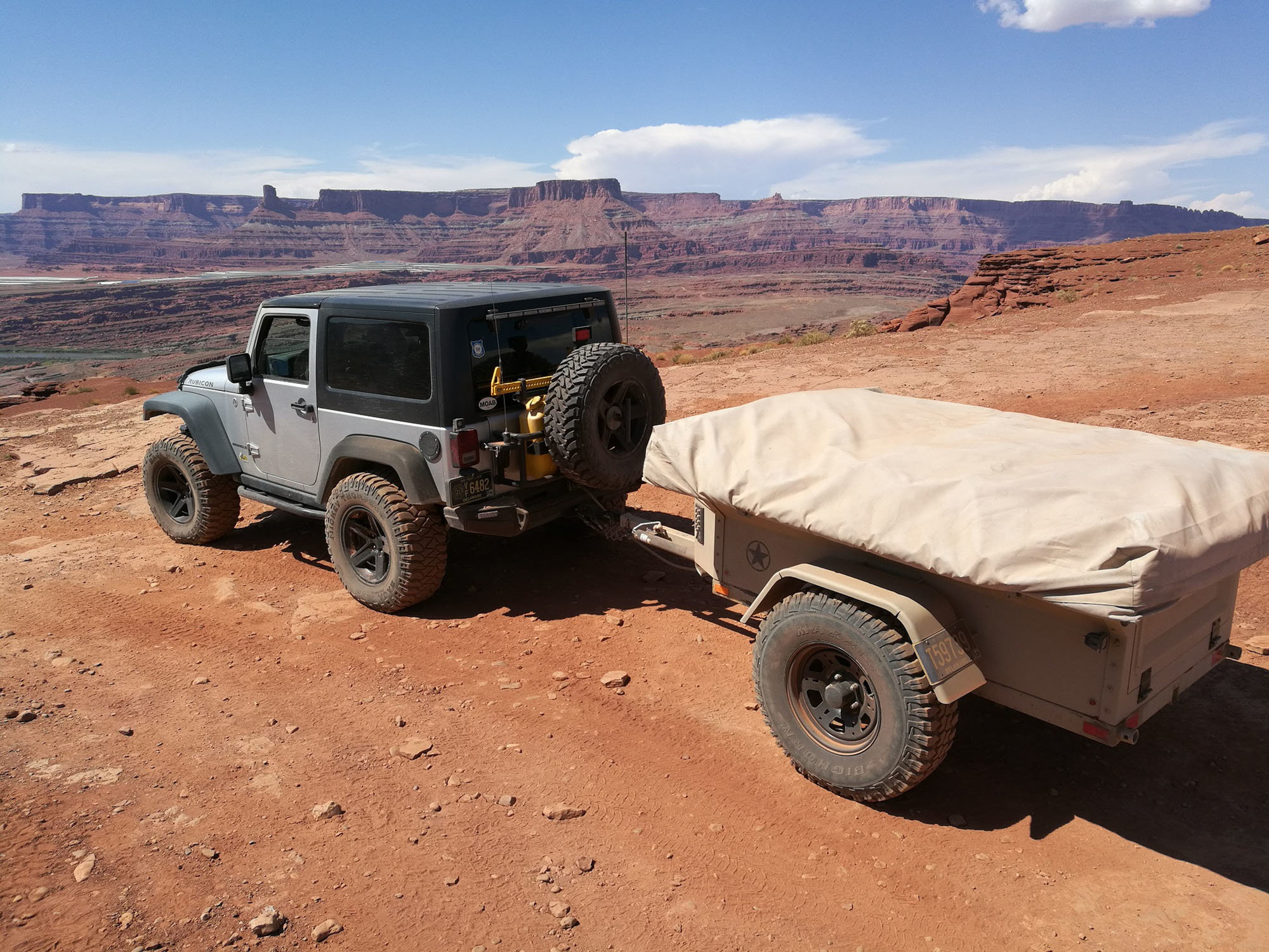 hight resolution of how to safely tow with your jeep