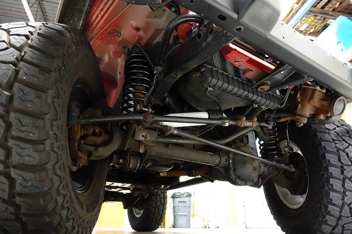 hight resolution of jeep suspension terms and definitions