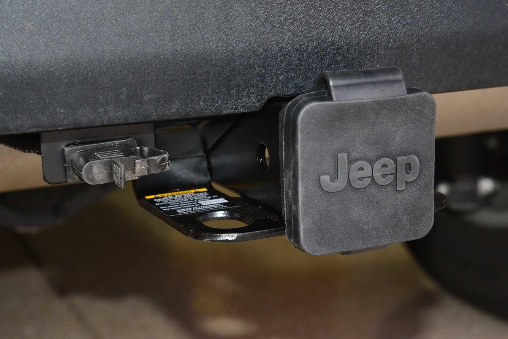 Jeep Liberty Hitch Wiring Kit