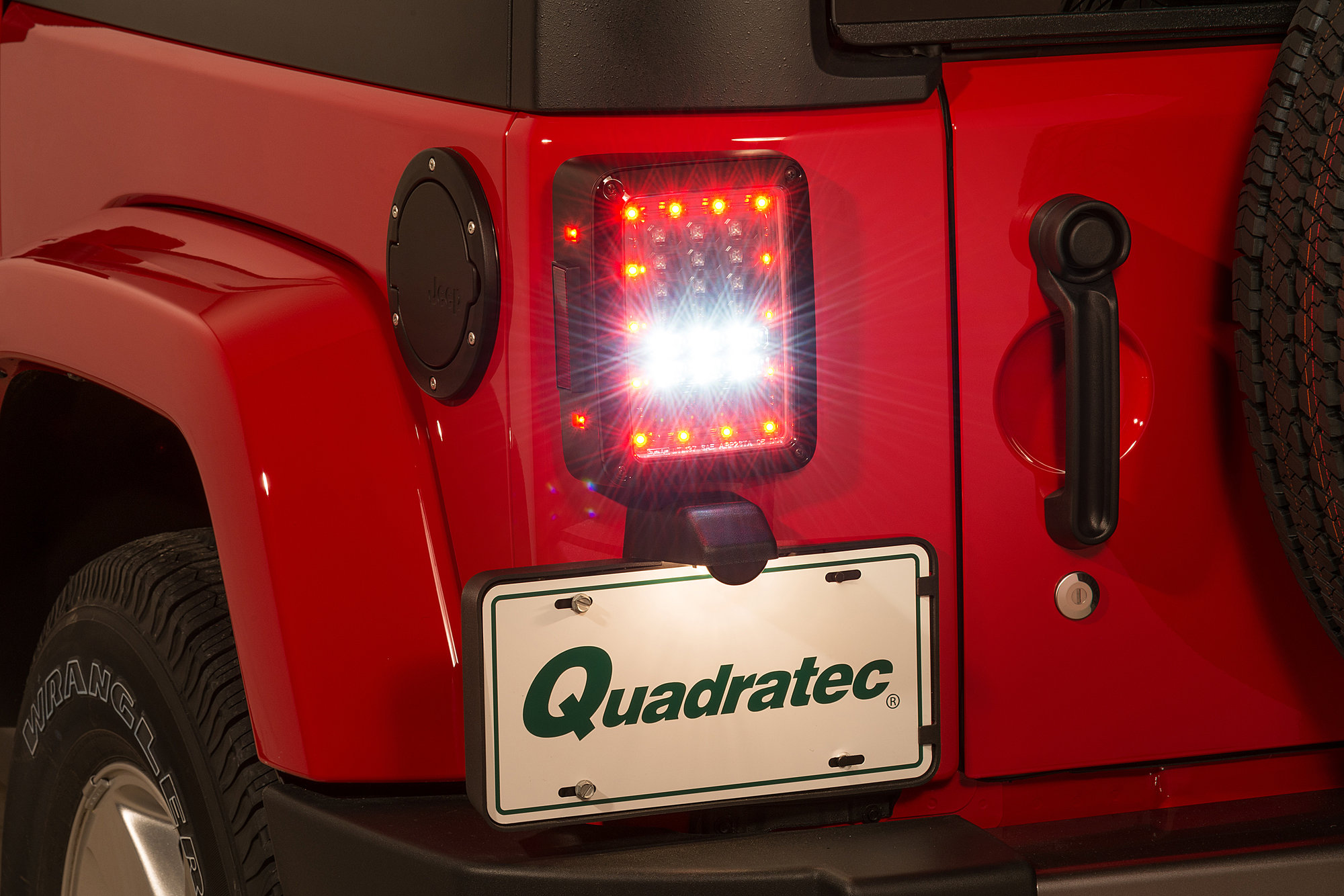 Jeep Anche Tail Light Wiring Diagram