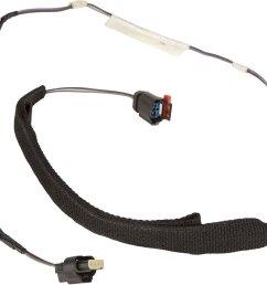 door wiring harness for 07 10 jeep wrangler unlimited jku description [ 1354 x 976 Pixel ]
