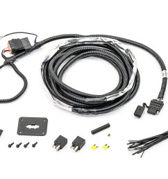 mopar 82211149ad 4 way flat hitch wiring harness for 07 09 jeep grand cherokee wk quadratec [ 2000 x 1335 Pixel ]