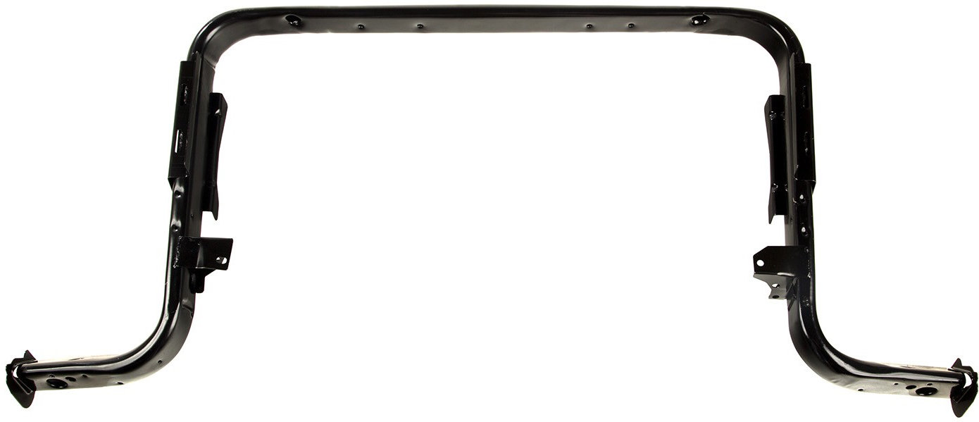 OMIX-ADA 12046.12 Lower Radiator Support for 99-04 Jeep