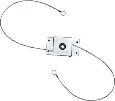 Crown Automotive J8128163 Hard Top Cam & Cable for 76-86