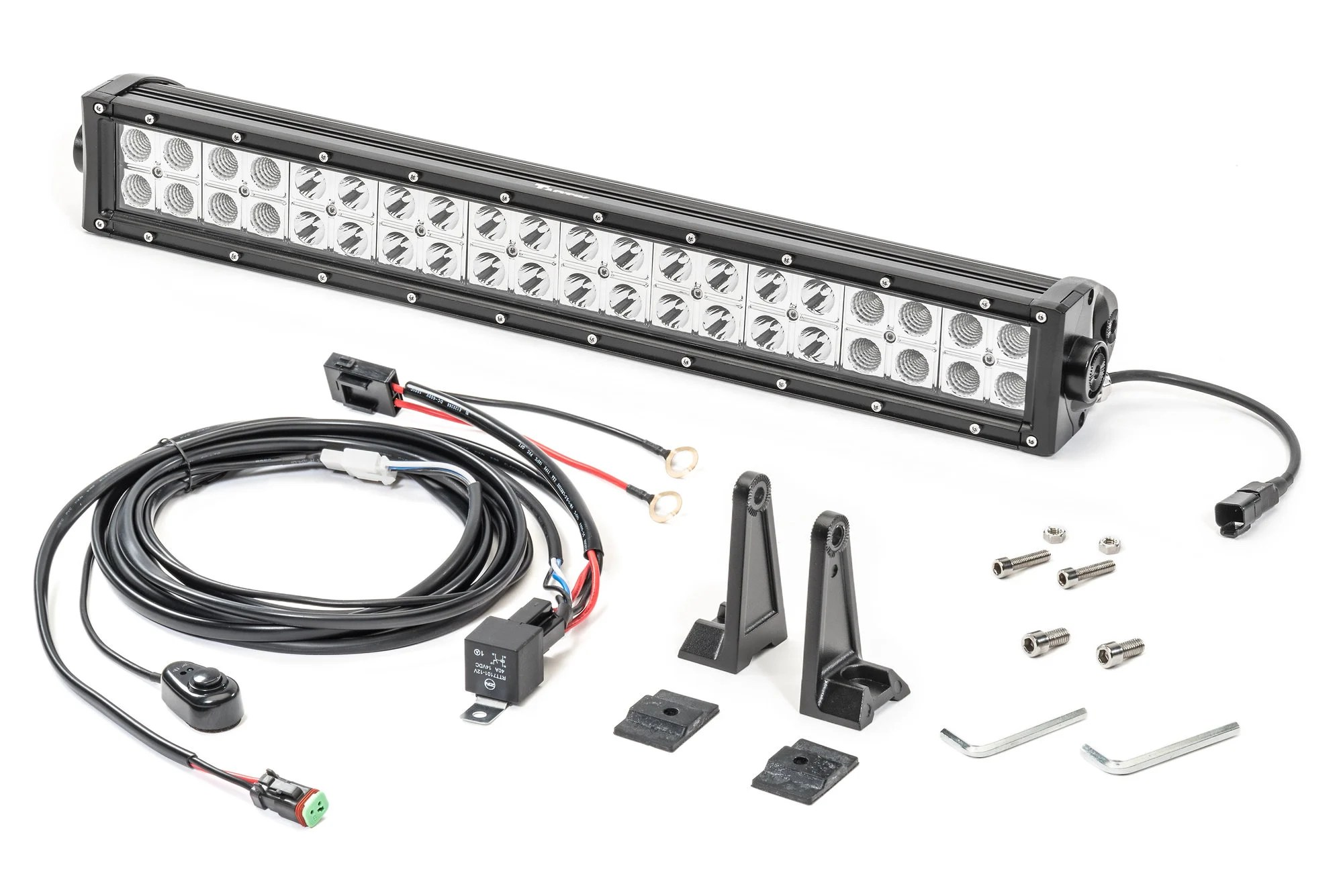 Tactik Jt C 120w 21 5 Led Light Bar