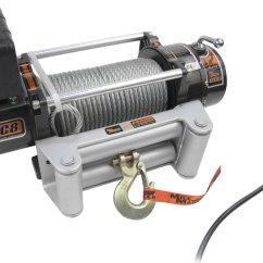 Mile Marker 8000 Winch Wiring Diagram 2000 Dodge Durango Stereo 77 50141 Sec8 Electric Quadratec