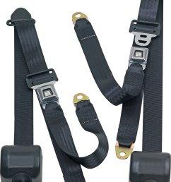 seatbelt solutions front metal push button 3 point retractable belts for 82 91 jeep cj 5 cj 7 cj 8 scrambler wrangler yj [ 1502 x 2000 Pixel ]