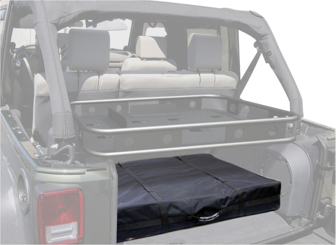 Rampage Products 595001 Freedom Top Panel Storage Bag For
