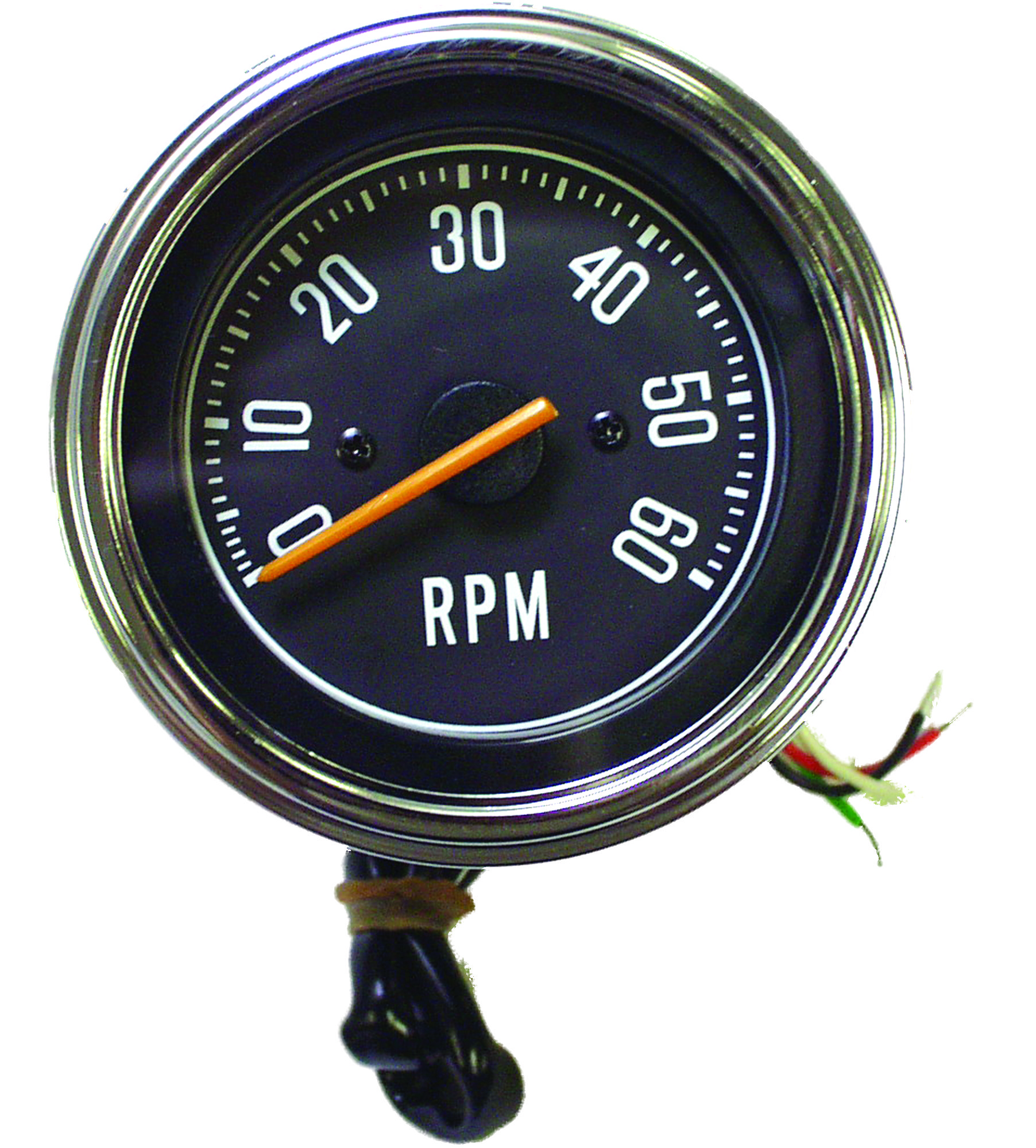 hight resolution of crown automotive j5459418 tachometer for 76 86 jeep cj series