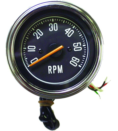 small resolution of crown automotive j5459418 tachometer for 76 86 jeep cj series