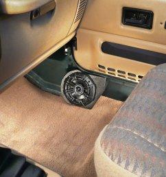 select increments 11472 mod pod speaker enclosures for 76 06 jeep cj 5 cj 7 cj 8 scrambler wrangler yj tj unlimited quadratec [ 2000 x 1500 Pixel ]