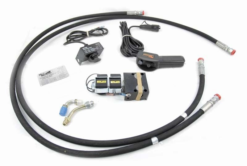 Mile Marker 34-5020-55 Valve Adapter Kit for 87-12 Jeep