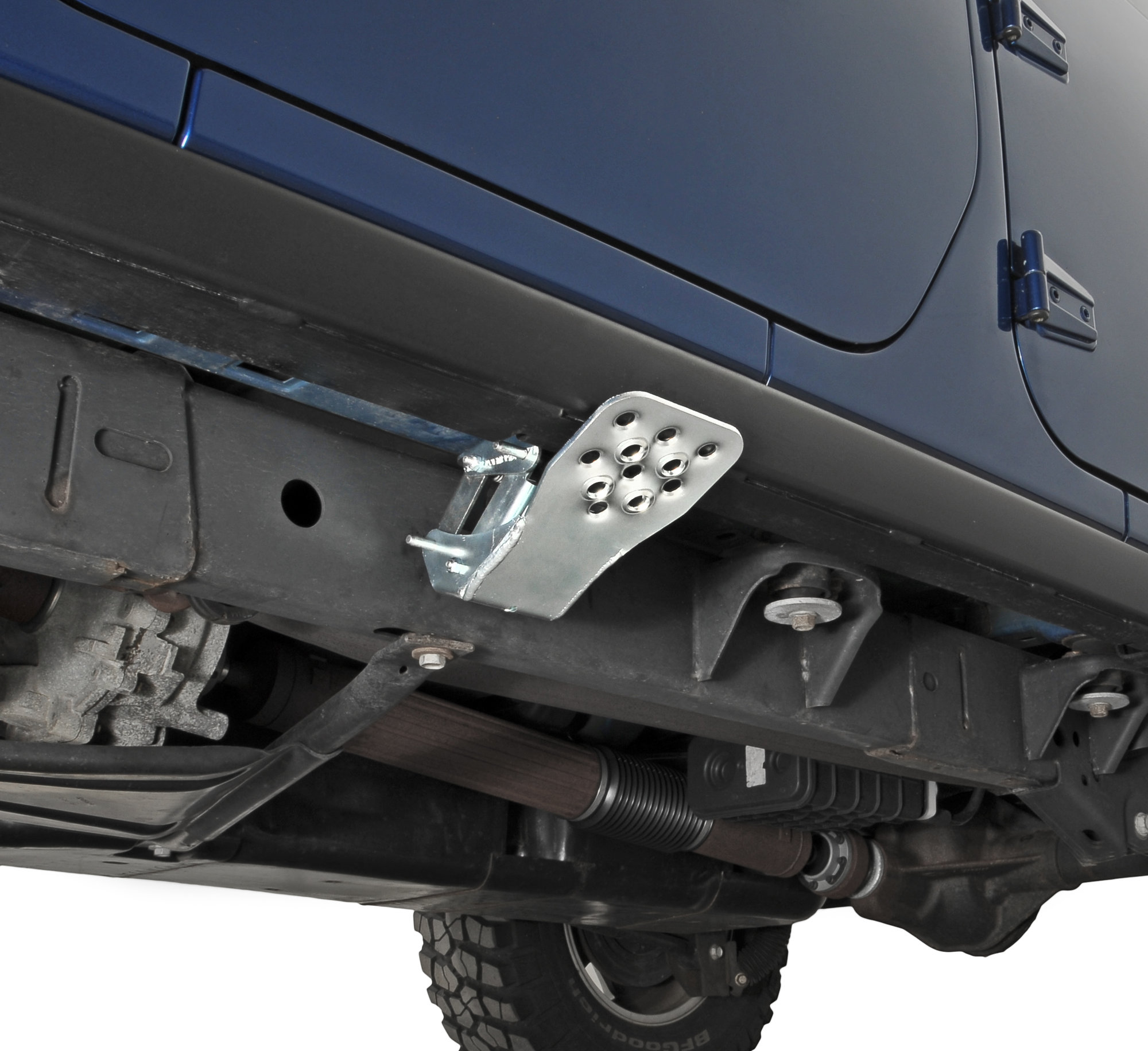 hight resolution of mountain off road hide a step for 07 18 jeep wrangler jk