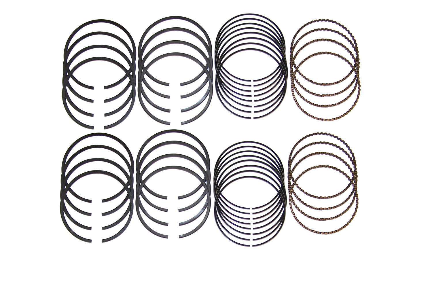 Crown Automotive Piston Ring Set For 93 98 Jeep