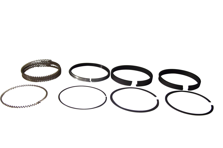 Crown Automotive 5012364AC Single Engine Piston Ring Set