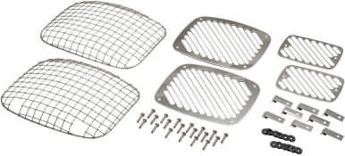 Kentrol 30467 Stainless Steel Wire Mesh Stone Guards for